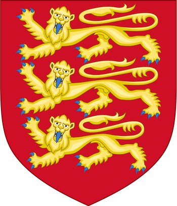 richard the lionheart, King of England, coat of arms